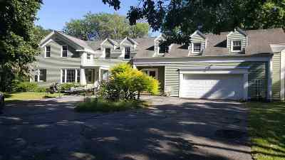 Oshkosh Single Family Home For Sale: 3715 Pau Ko Tuk