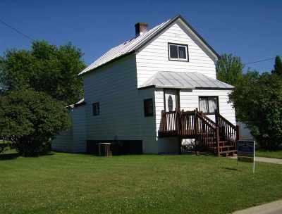 Oconto Single Family Home For Sale: 316 Cook