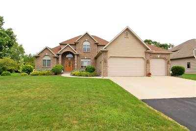 Neenah Single Family Home For Sale: 1548 Kingswood