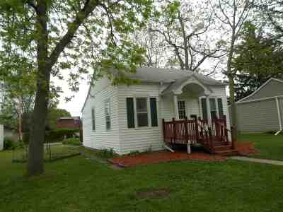Kimberly Single Family Home For Sale: 315 S Maple
