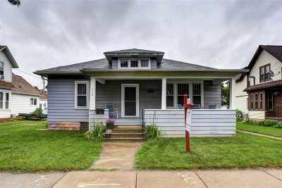 Kaukauna Single Family Home Active-No Offer: 112 E 5th