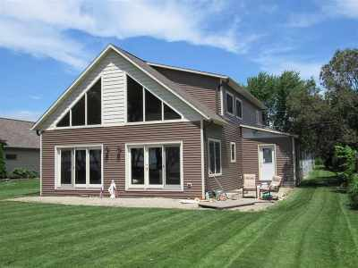Oshkosh Single Family Home Active-No Offer: 5046 Island View