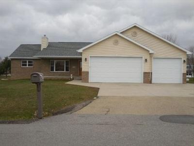 Oshkosh Single Family Home Active-No Offer: 3415 Nelson
