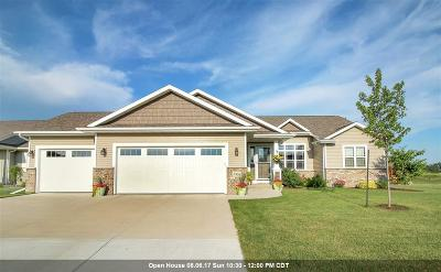 Menasha Single Family Home Active-Offer W/O Bump: N9042 Papermaker Pass