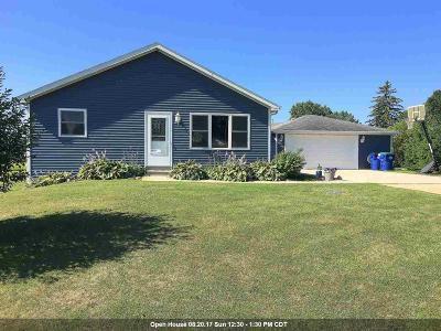 Neenah Single Family Home Active-Offer W/O Bump: 1740 Oakridge
