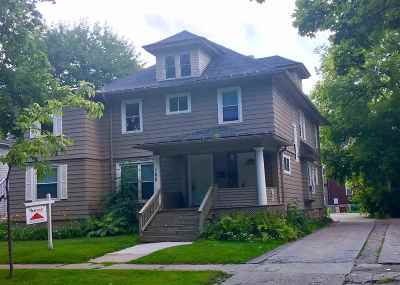 Green Bay Multi Family Home For Sale: 155 N Maple