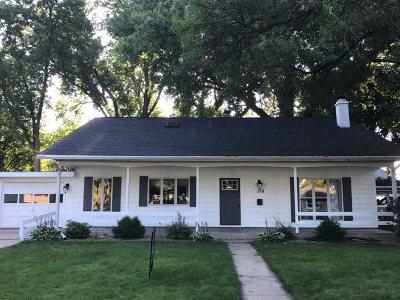 Menasha Single Family Home Active-Offer W/O Bump: 376 Lopas