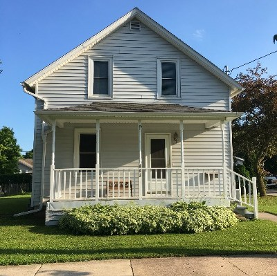 Menasha Single Family Home Active-No Offer: 863 2nd
