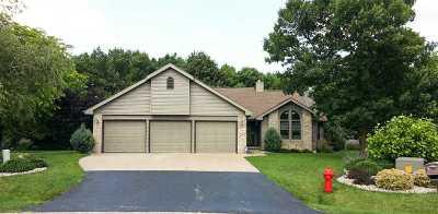 Oshkosh Single Family Home Active-Offer W/O Bump: 2836 Prairie Wood