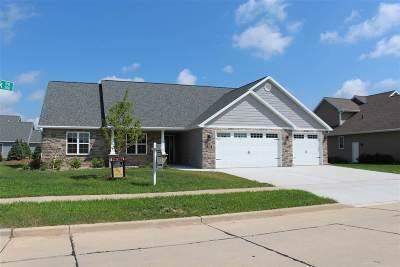Appleton Single Family Home Active-No Offer: 210 E Flintrock