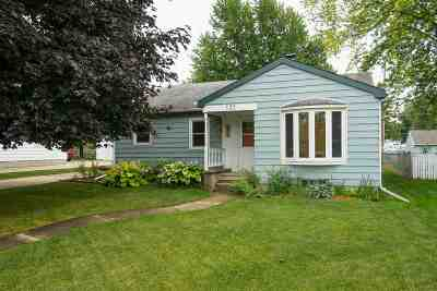 Neenah Single Family Home Active-Offer W/O Bump: 132 King