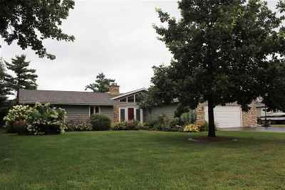 Neenah Single Family Home Active-No Offer: 950 Westfield