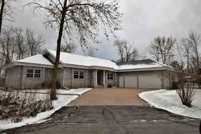 Sherwood Single Family Home For Sale: N7797 Spurline