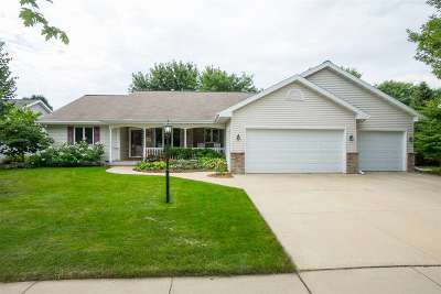 Appleton Single Family Home Active-Offer W/O Bump: 1309 Keystone