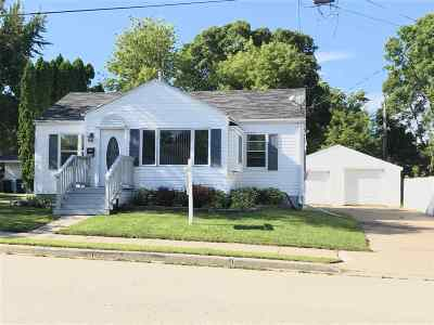Combined Locks Single Family Home Active-No Offer: 224 Elm