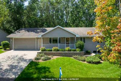 Combined Locks Single Family Home Active-Offer W/O Bump: 102 Fairway