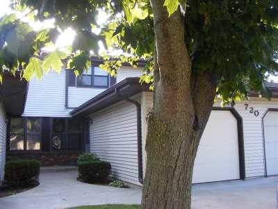 Appleton WI Condo/Townhouse Active-No Offer: $87,900