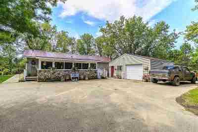 Single Family Home For Sale: 12129 E Canoe