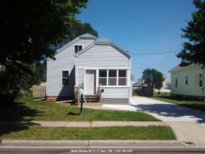 Neenah Single Family Home Active-No Offer: 133 Douglas
