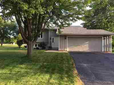 Appleton WI Single Family Home Active-No Offer: $144,000