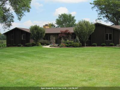 Appleton Single Family Home Active-Offer W/O Bump: N3002 Rip Van Winkle