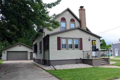 Kimberly Single Family Home For Sale: 226 S Lincoln