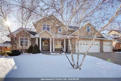 Appleton Single Family Home Active-No Offer: 401 E Wentworth