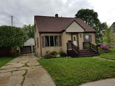 Kimberly Single Family Home Active-Offer W/O Bump: 320 S Lincoln