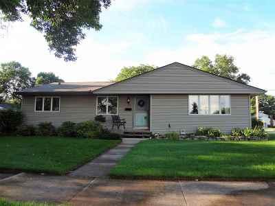 Kaukauna Single Family Home Active-Offer W/O Bump: 412 E 19th