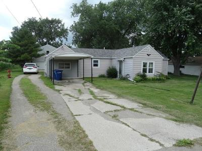 Oshkosh WI Single Family Home Active-No Offer: $119,900