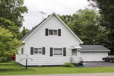 Oconto County Multi Family Home Active-No Offer: 505 Peshtigo Brook