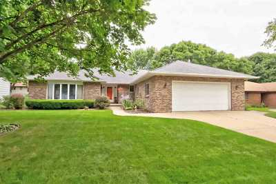 Appleton Single Family Home Active-Offer W/O Bump: 3521 N Durkee