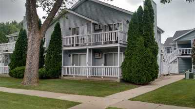 Neenah Condo/Townhouse Active-No Offer: 414 Van #18