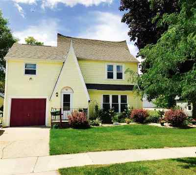 Kimberly Single Family Home Active-No Offer: 126 S Willow