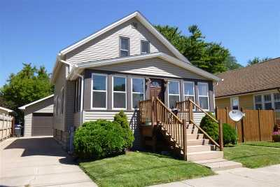 Oshkosh Single Family Home Active-No Offer: 1070 W 10th