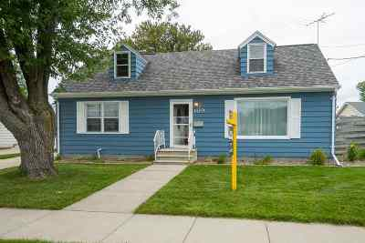Neenah Single Family Home Active-No Offer: 169 N Western