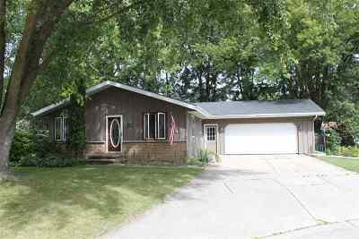 Appleton Single Family Home Active-Offer W/O Bump: 412 Canterbury
