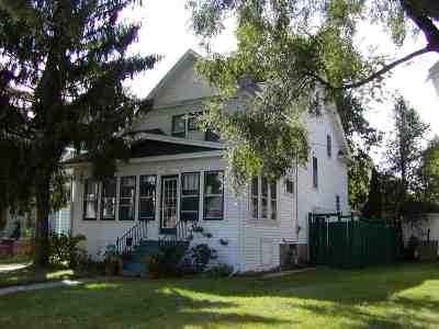 Oshkosh Single Family Home Active-No Offer: 829 N Main
