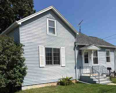 Oshkosh Single Family Home Active-Offer W/O Bump: 614 W 6th