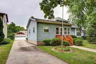 Menasha Single Family Home Active-No Offer: 315 Cleveland