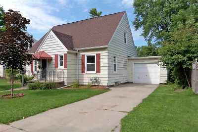 Appleton Single Family Home Active-No Offer: 1905 S Adams