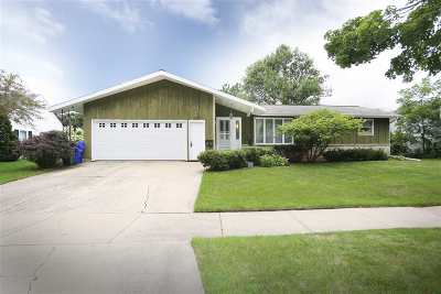 Appleton Single Family Home Active-Offer W/O Bump: 2601 S East