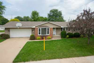 Appleton Single Family Home Active-Offer W/O Bump: 608 E Murray