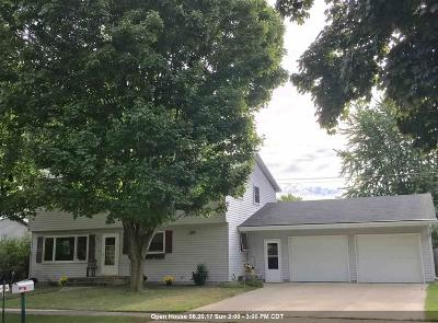 Appleton Single Family Home Active-Offer W/O Bump: 1116 S Matthias