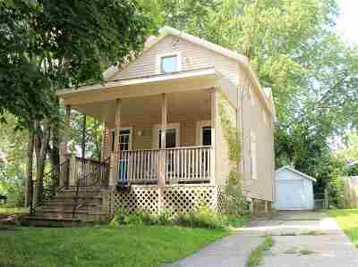 Appleton Single Family Home Active-No Offer: 609 N State