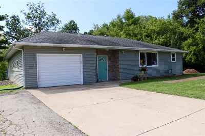 Appleton Single Family Home Active-No Offer: W2689 Buchanan