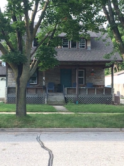 Menasha Multi Family Home Active-No Offer: 854 2nd