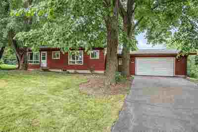 Appleton Single Family Home Active-Offer W/O Bump: W3798 Highview