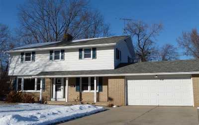 Neenah Single Family Home Active-No Offer: 412 Hawthorne