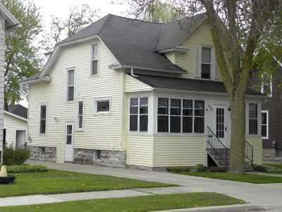 Oshkosh Single Family Home Active-No Offer: 1230 Jefferson